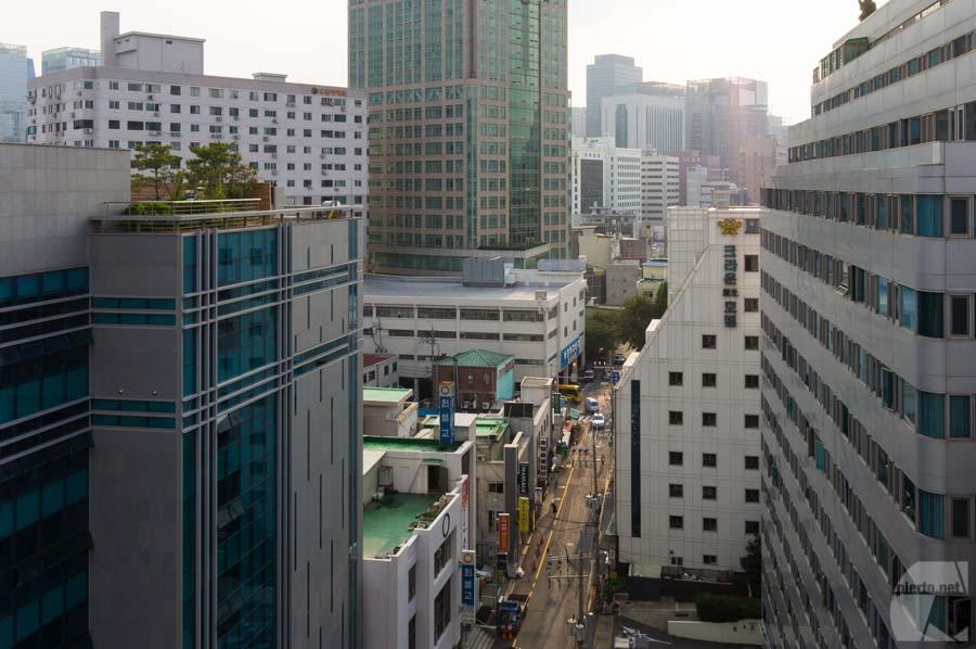 """Photo d'architecture """"nouveaux quartiers"""" à Séoul"""